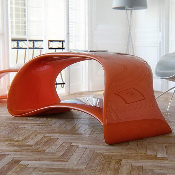 scrivania design NUVSKA