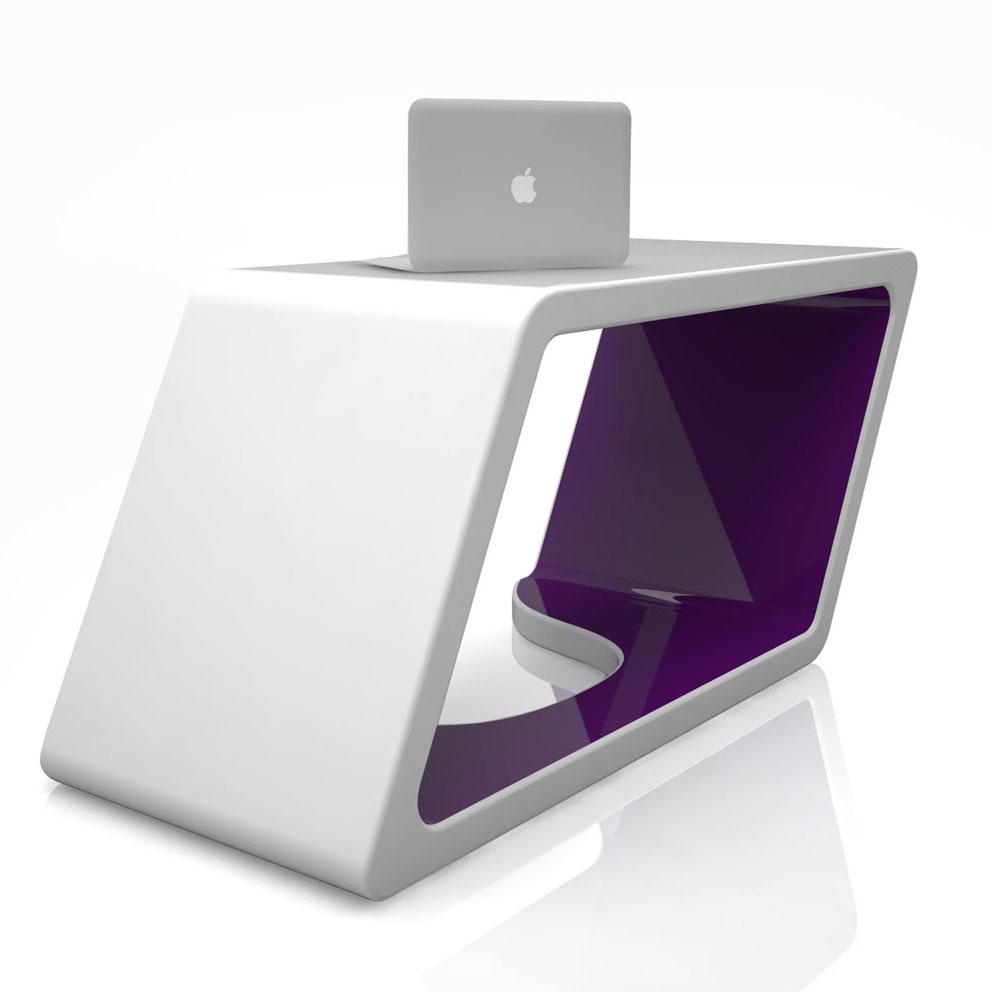 scrivania design ABERCROMBIE