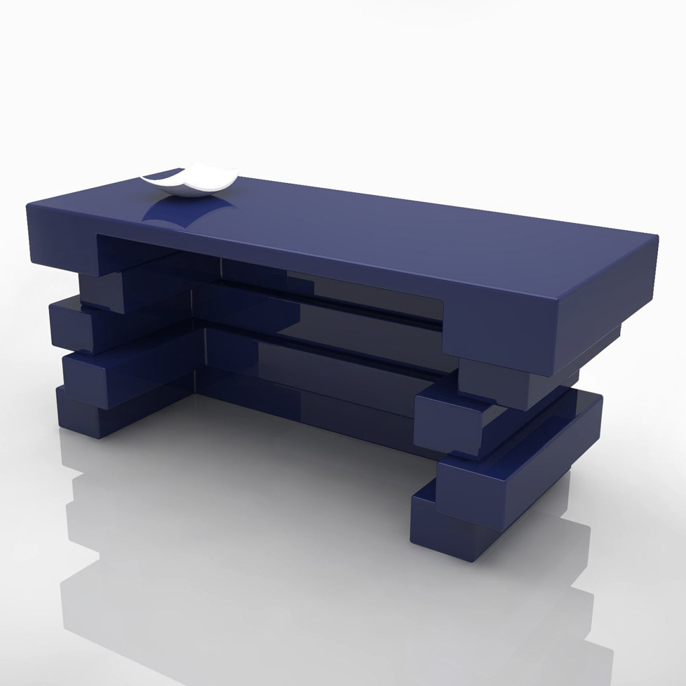 scrivania moderna ALFORD