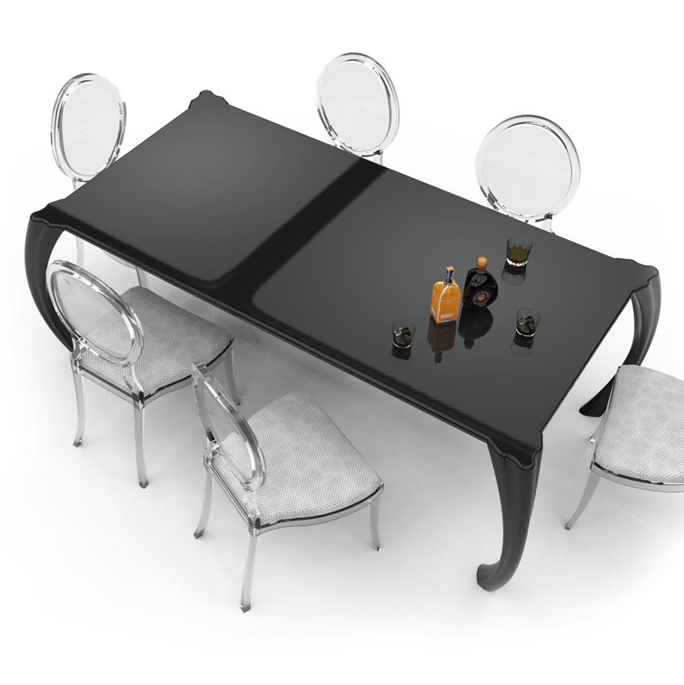 tavolo design BAROKKO
