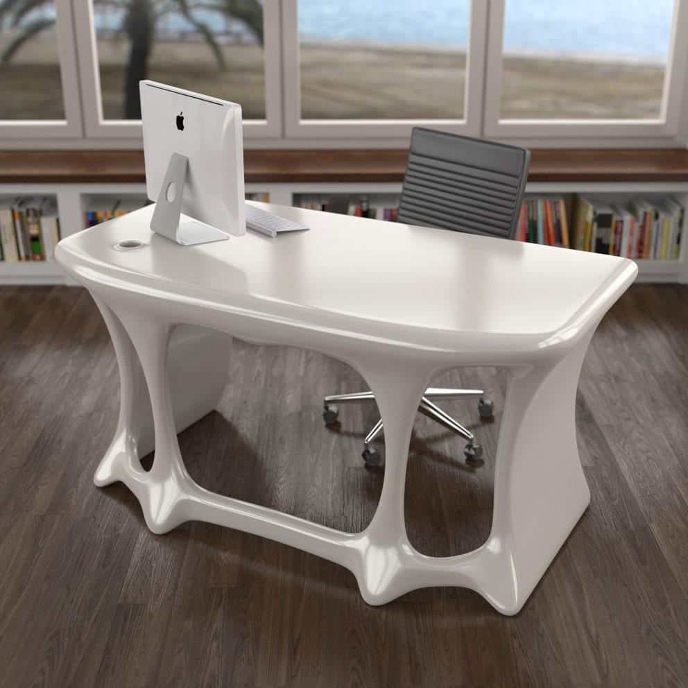 scrivania design BATLLO'