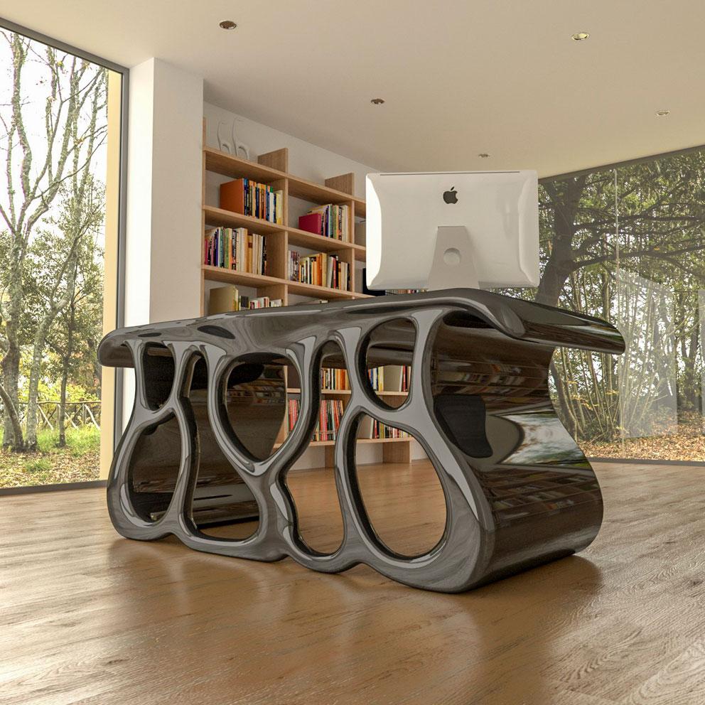 scrivania design WILD
