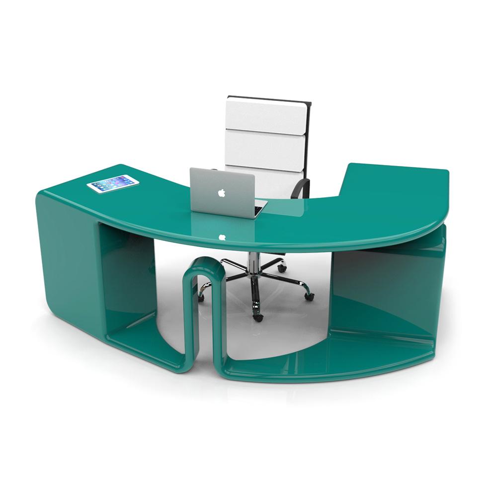 scrivania design ZETYA
